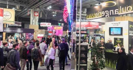 Franchise expo paris plus de 90 enseignes de for Salon restauration paris