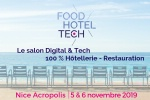 Food Hotel Tech s'installe à Nice