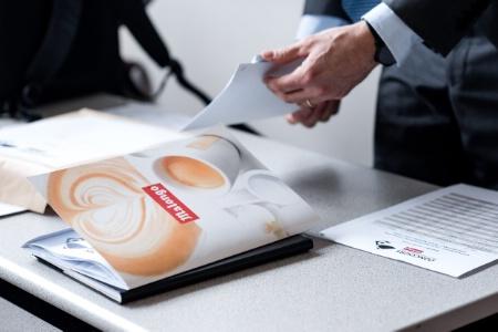 Les 1/2 finales du challenge se sont déroulées simultanément dans dix régions et portent sur un questionnaire assez large autour du café.