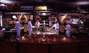 La brasserie de l 39 est lyon for Cuisine ouverte lutter contre les odeurs