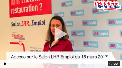 Salon LHR Emploi du Jeudi 16 Mars 2017